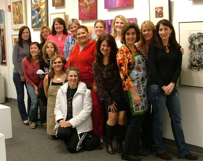 Girls Night Out - Third Friday of Month.... Pre-Register!